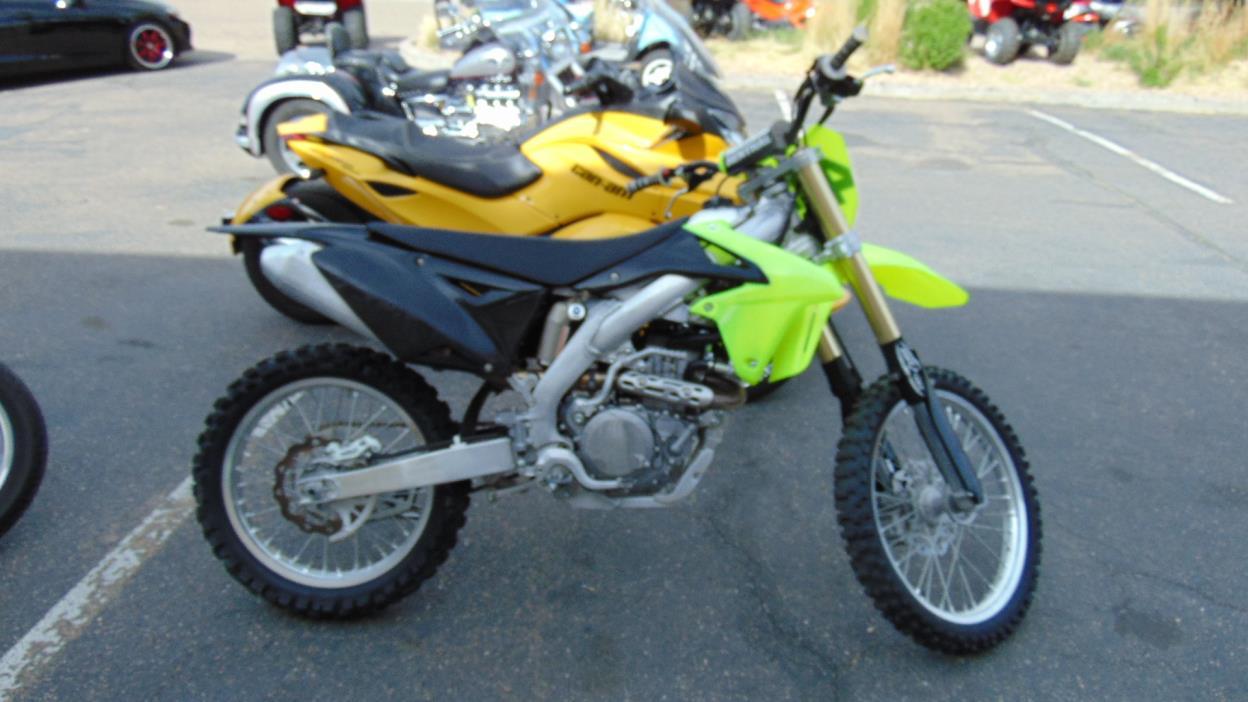 2012 Suzuki RM-Z450