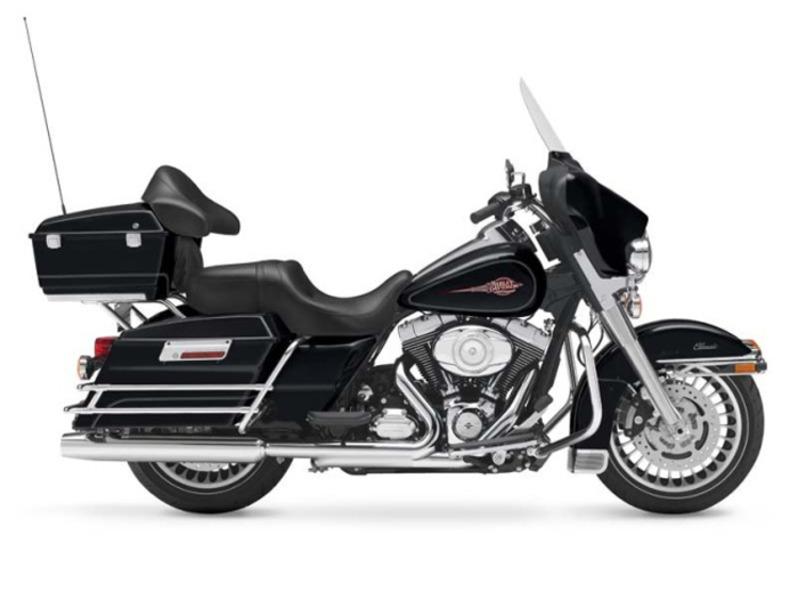2010 Harley-Davidson FLHTP - Electra Glide