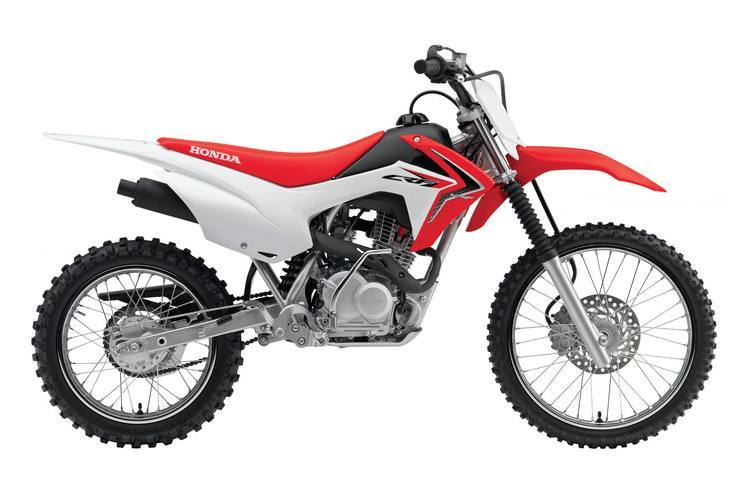 2017 Honda CRF125F BIG WHEEL