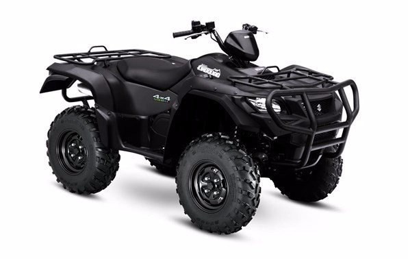 2017 Suzuki KingQuad 500AXi Power Steering SE w Rugged Package