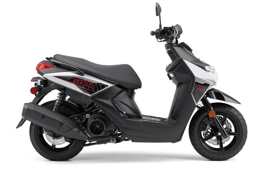 2017 Yamaha ZUMA 125