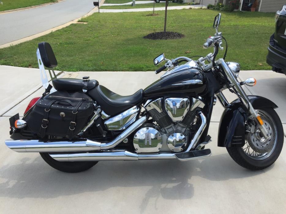 honda vtx 1300 motorcycles for sale in north carolina. Black Bedroom Furniture Sets. Home Design Ideas