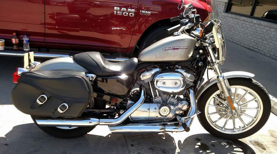 2007 Harley-Davidson SPORTSTER 883 SUPERLOW