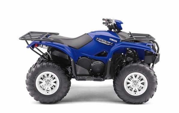 2017 Yamaha Kodiak 700 EPS w Aluminum Wheels
