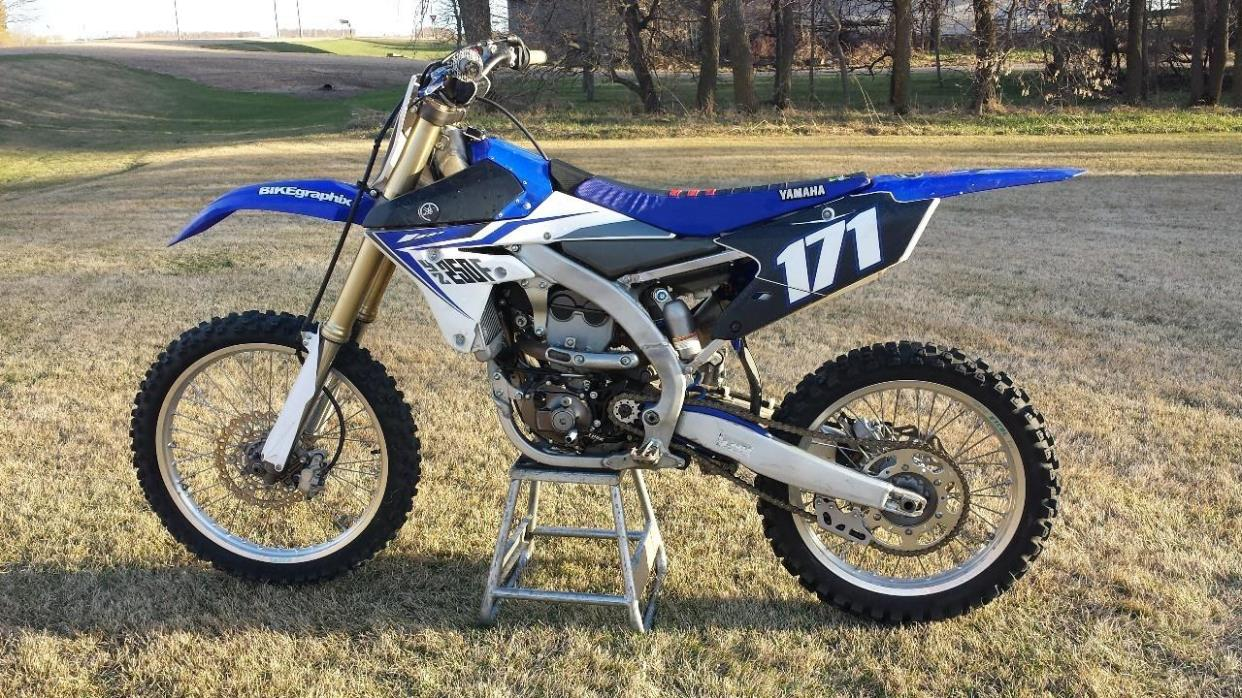 yamaha yzf motorcycles for sale in north dakota