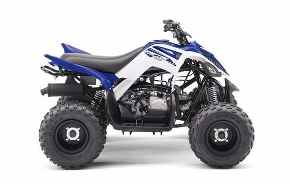 2017 Yamaha Raptor 90