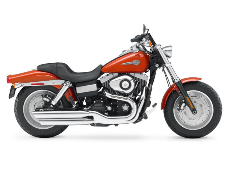 2011 Harley-Davidson Dyna Fat Bob FXDF