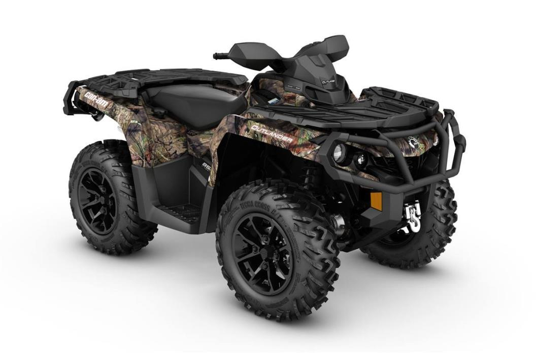 2017 Can-Am OUTLANDER XT 850 CAM