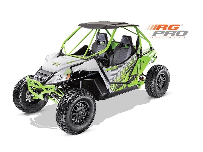 2017 Arctic Cat Wildcat X Limited