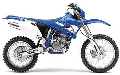 2004 Yamaha WR250F