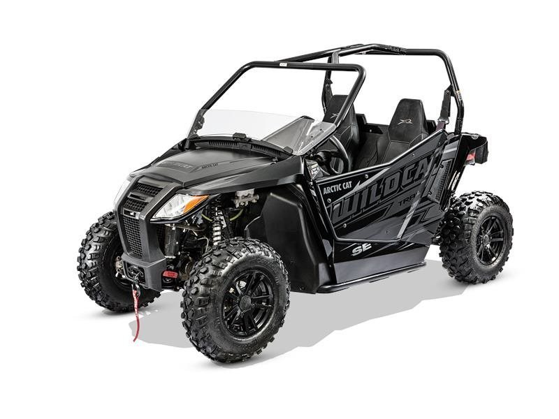 2017 Arctic Cat Wildcat Trail SE EPS