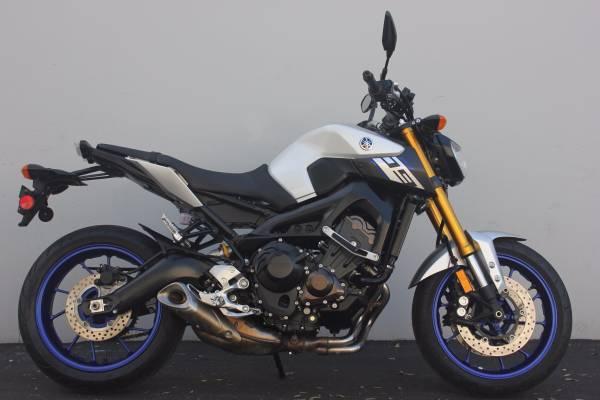 2015 Yamaha FZ09