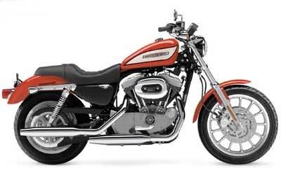 2004 Harley-Davidson Sportster XL 1200 Roadster