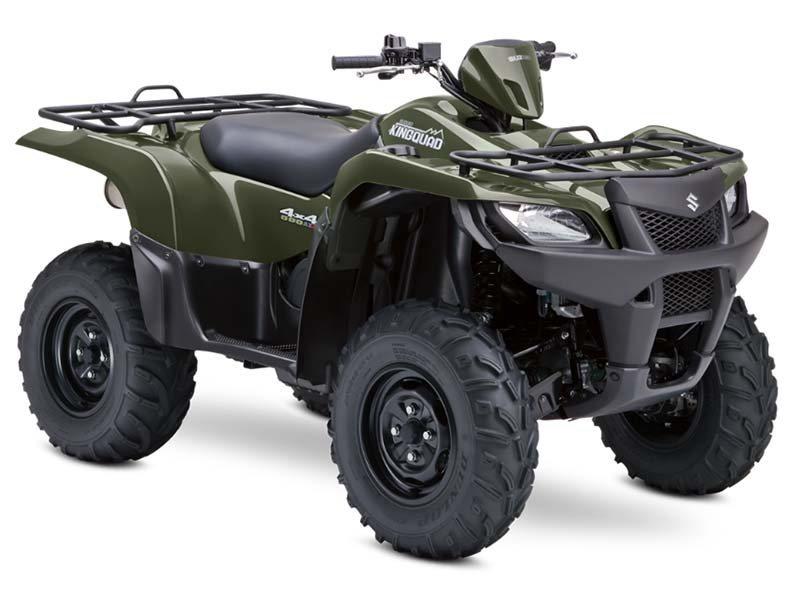 2013 Suzuki KingQuad 500AXi
