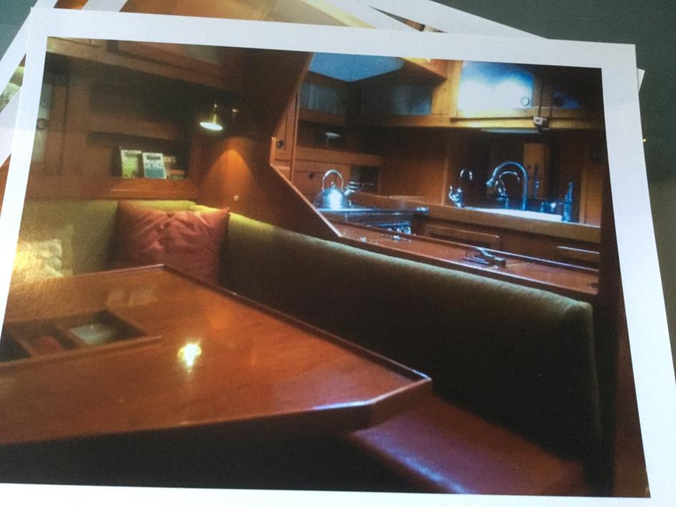 1980 Bruce Roberts Blue Water Cruiser 45 ft.Sloop