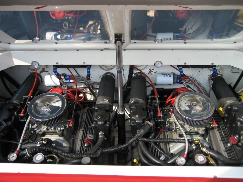 1986 Formula 27.2 SR-1