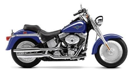 2002 Harley-Davidson FLSTF/FLSTFI Fat Boy
