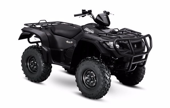 2017 Suzuki KingQuad 750AXi Power Steering SE w Rugged Package