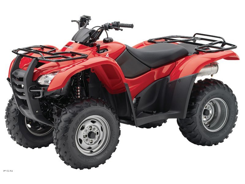 2012 Honda FourTrax Rancher 4x4 ES