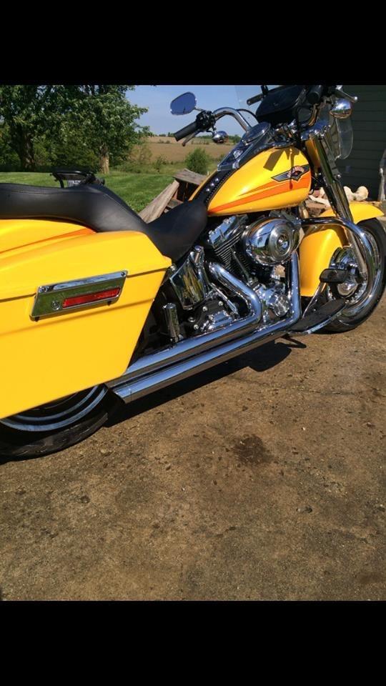 2007 Harley-Davidson FAT BOY LO