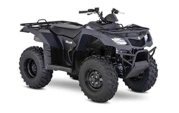 2017 Suzuki KingQuad 400ASi Limited Edition
