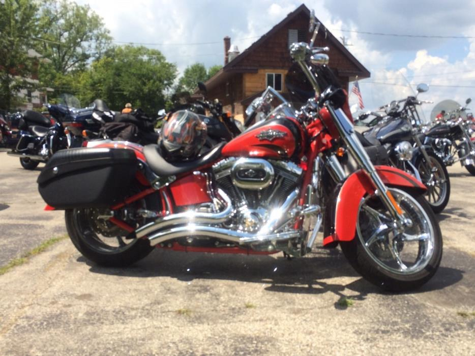 2011 Harley-Davidson SOFTAIL CVO CONVERTIBLE