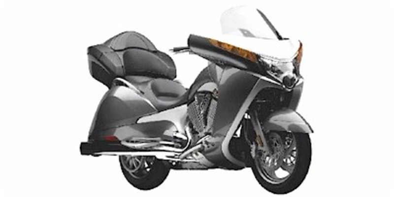 2008 Victory Motorcycles Vision Tour Comfort