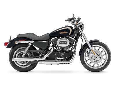 2008 Harley-Davidson Sportster 1200 Roadster