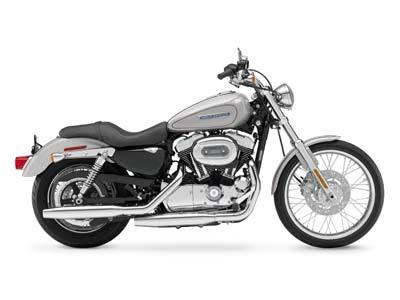 2008 Harley-Davidson Sportster 1200 Custom