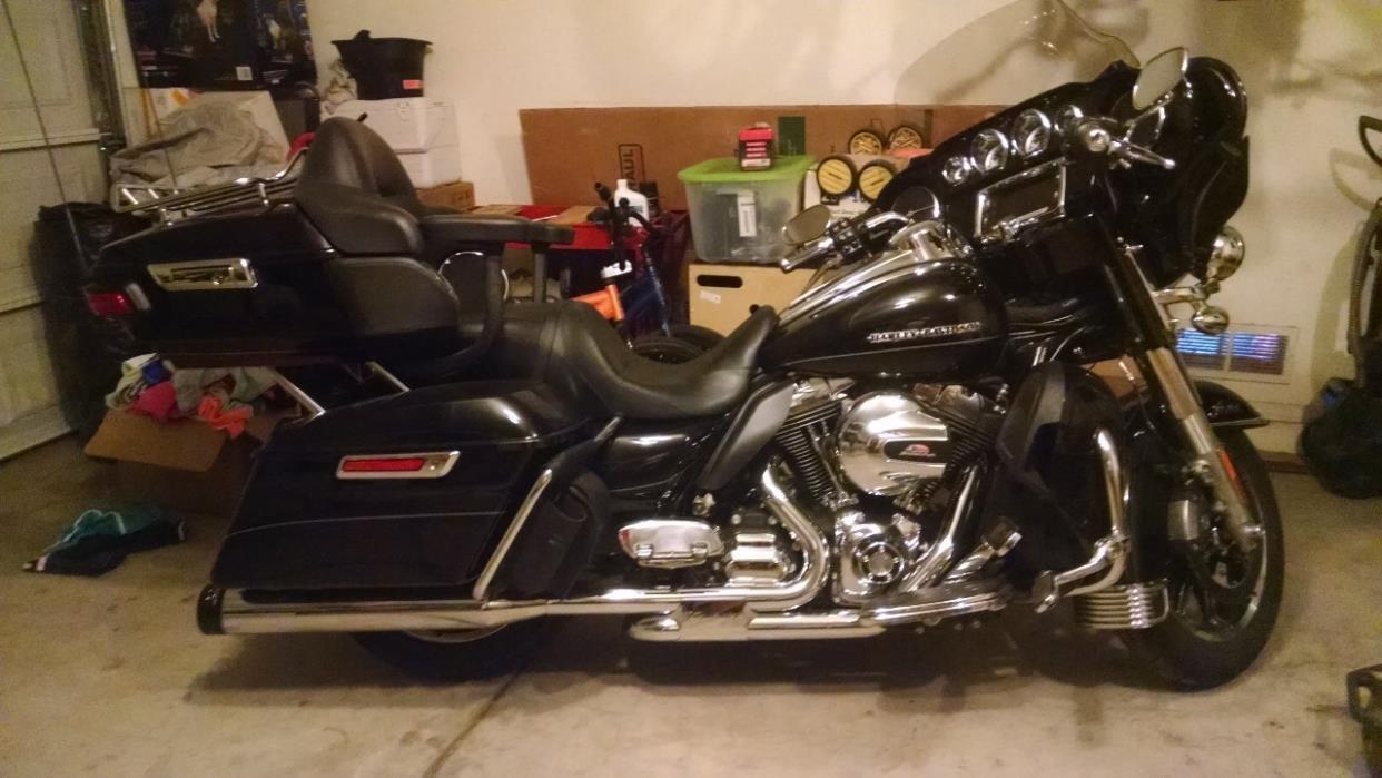 2015 Harley-Davidson TOUR GLIDE