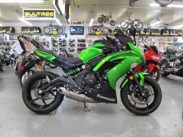 2015 Kawasaki EX650 Ninja