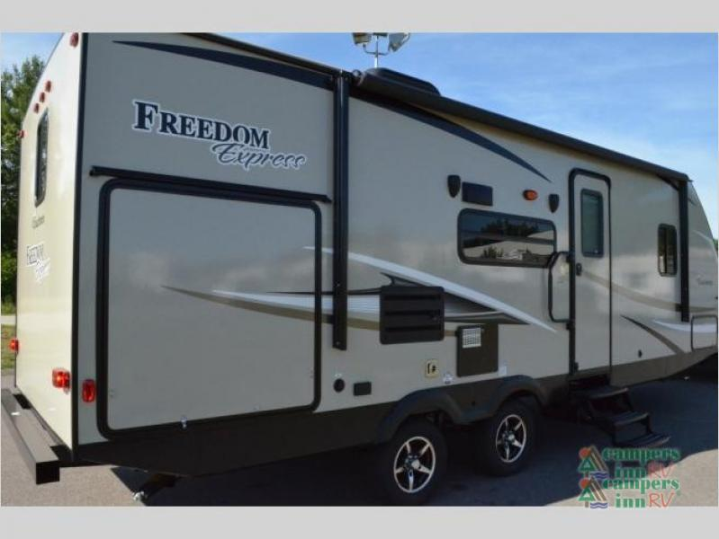 2018 Coachmen Rv Freedom Express 248RBS