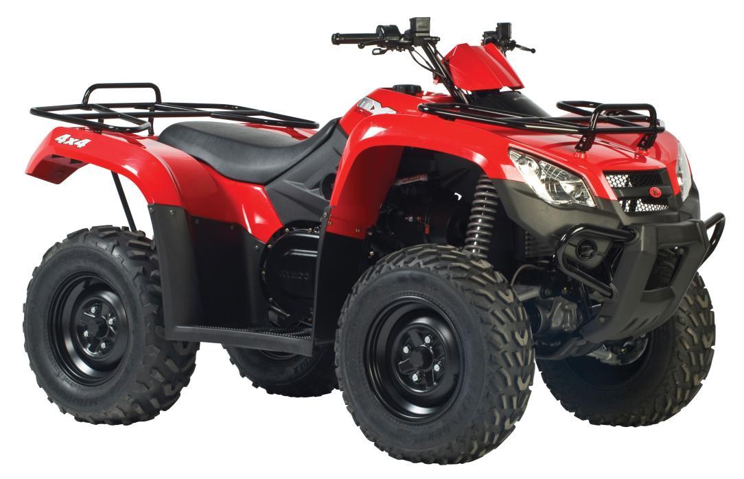 2016 Kymco MXU 450i