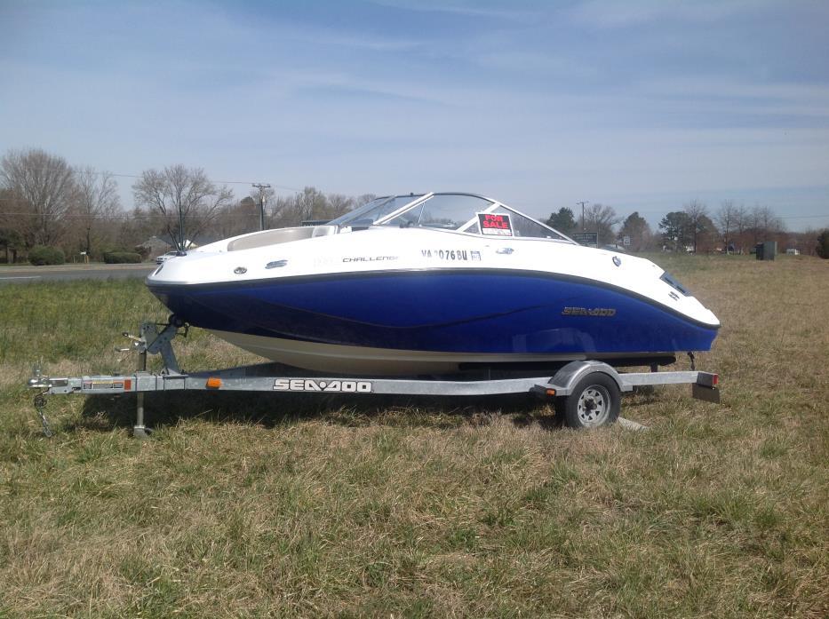 2011 Sea-Doo Challenger 1800