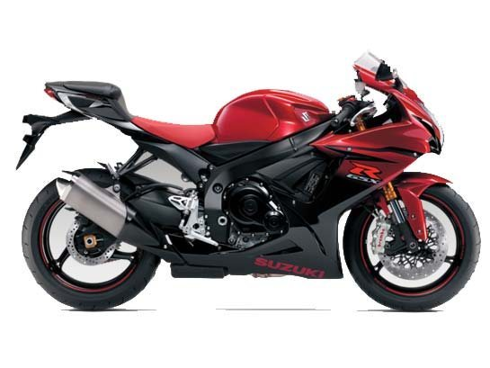 2014 Suzuki GSX-R750™ 50th Anniversary Edition