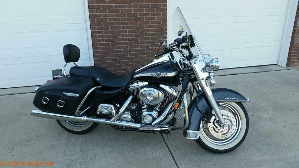 2003 Harley-Davidson ROAD KING ANNIVERSARY EDITION