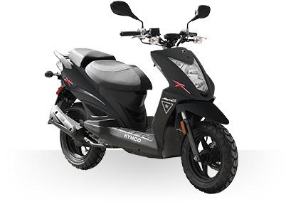 2016 Kymco Super 8 50X