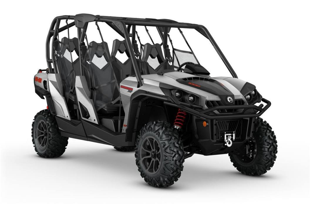 2017 Can-Am COMMANDER MAX 1000 XT