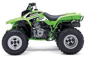 2002 Kawasaki Mojave 250