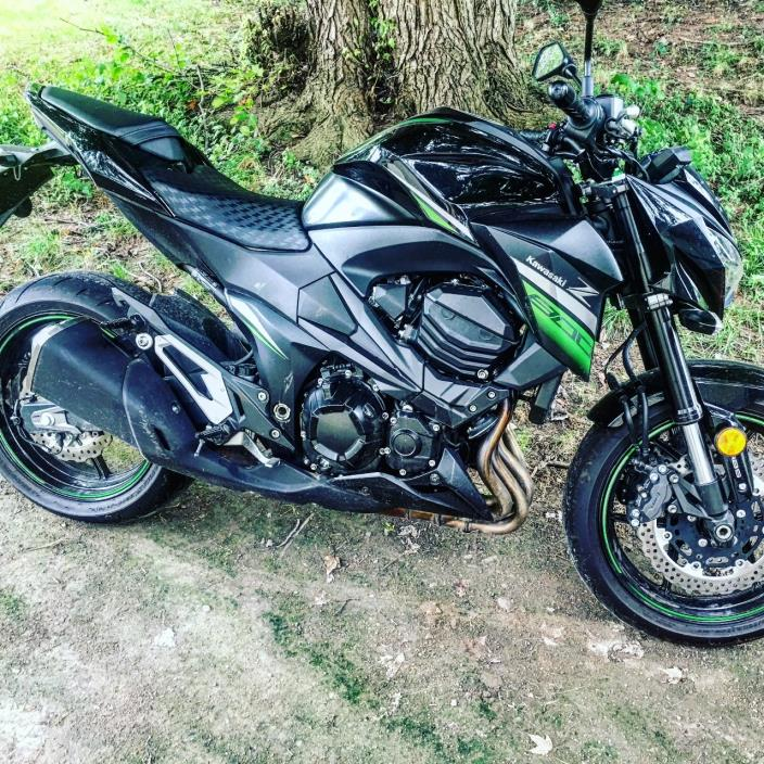 2016 Kawasaki Z 800 ABS
