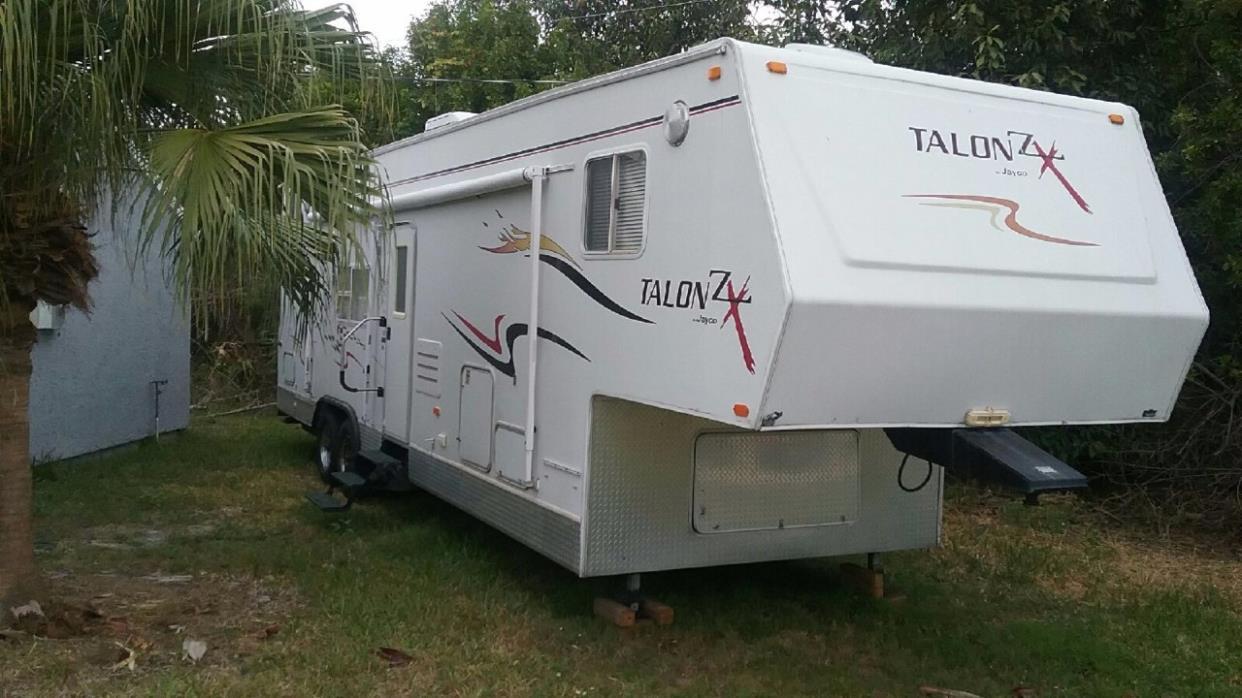 2005 Jayco TALON 33X