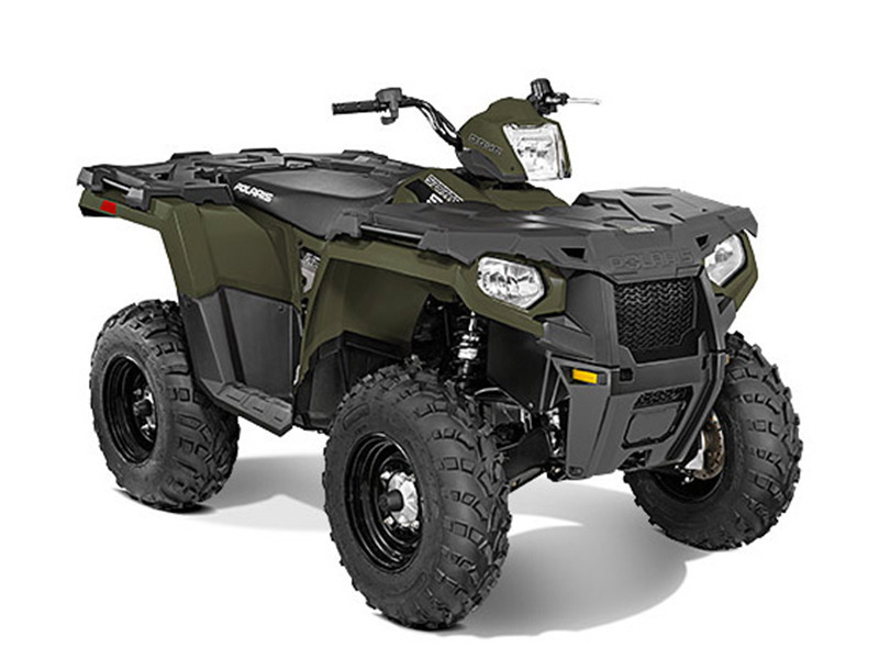 2015 Polaris Sportsman 570 Sage Green