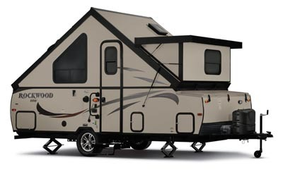 2018 Forest River ROCKWOOD A215HW