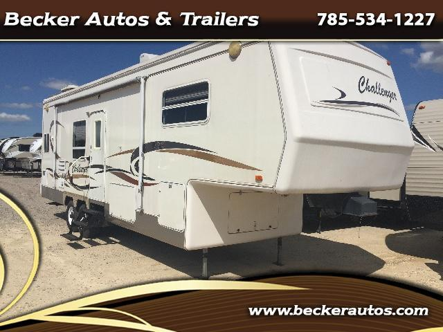 2001 Keystone Rv Challenger Fifth Wheel