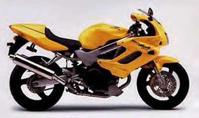 2000 Honda VTR 1000F Superhawk