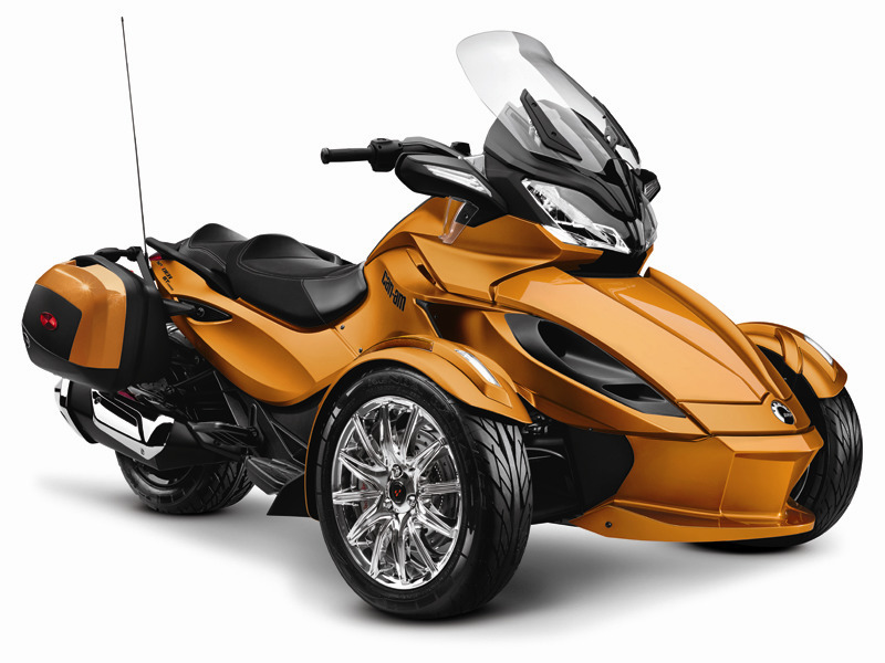 2014 Can-Am Spyder ST Limited SE5