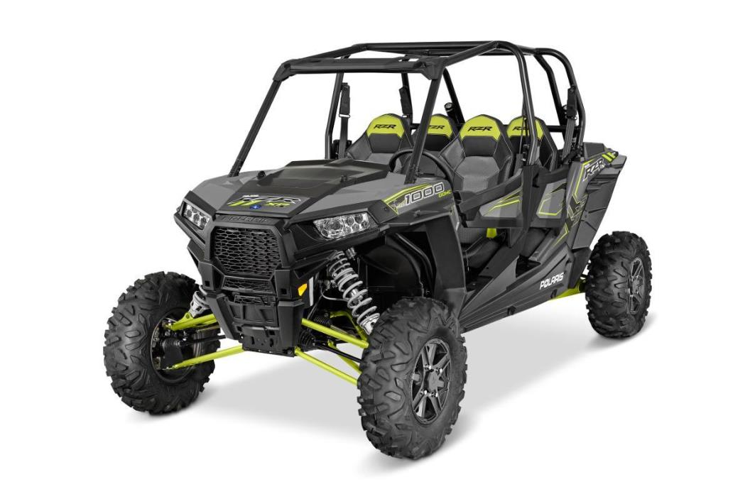 2016 Polaris RZR 4 XP 1000 (Power Steering)