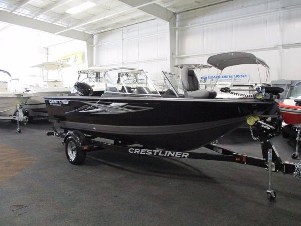 Crestliner boats for sale in kalamazoo michigan for Crestliner fish hawk
