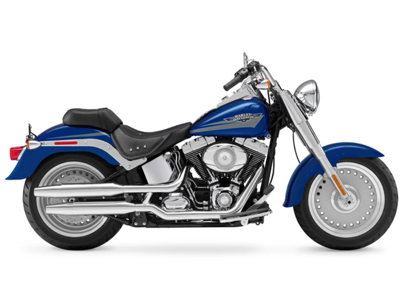 2009 Harley-Davidson FLSTF - Softail Fat Boy