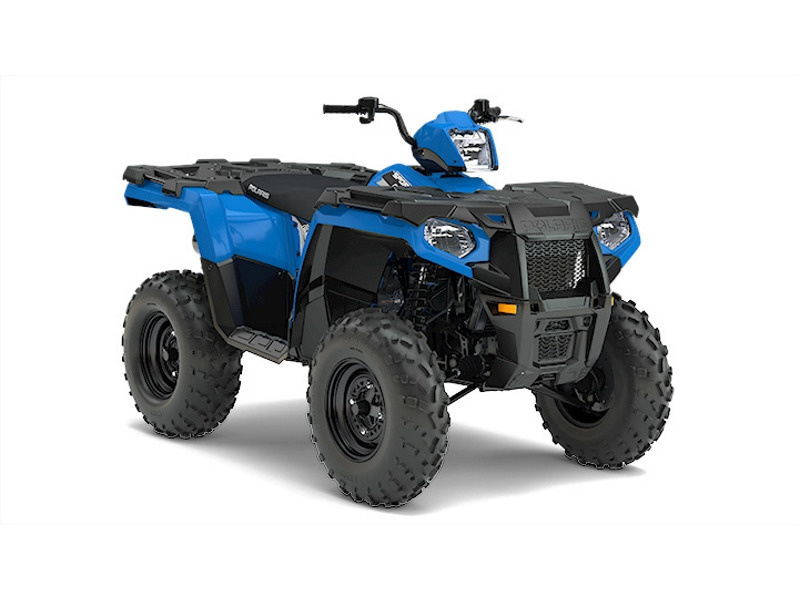 2017 Polaris Sportsman 570 Velocity Blue